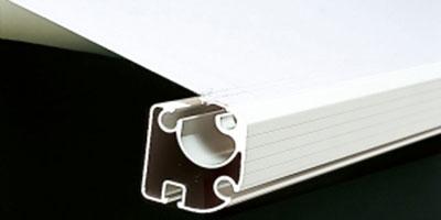 フロントバー(雨樋兼用)の画像